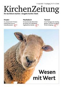 KirchenZeitung für das Bistum Aachen – 11. April 2021