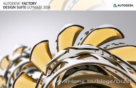 Autodesk Factory Design Suite Ultimate v2020 (x64) .sfx
