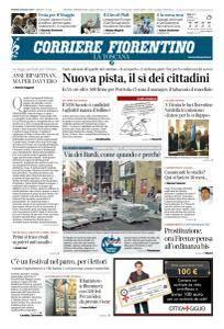 Corriere Fiorentino La Toscana - 4 Maggio 2018