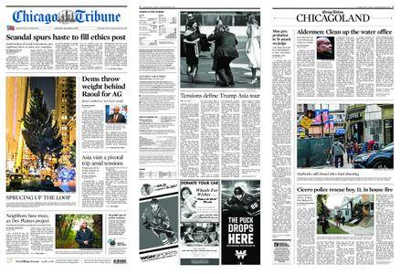 Chicago Tribune – November 04, 2017
