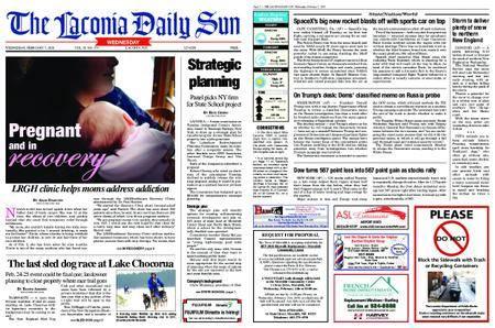 The Laconia Daily Sun – February 07, 2018