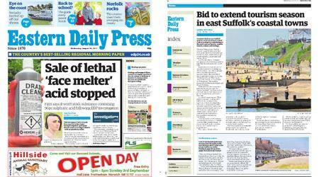 Eastern Daily Press – August 30, 2017
