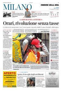 Corriere della Sera Milano - 21 Aprile 2020