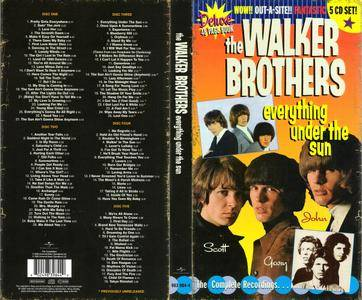 The Walker Brothers - Everything Under The Sun: The Complete Recordings (2006) 5CD Box Set [Re-Up]