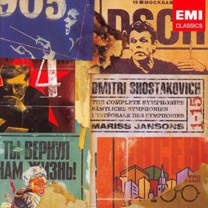 Mariss Jansons - Dmitri Shostakovich: The Complete Symphonies (2006) (10CD Box Set)