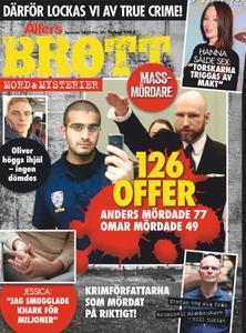 Brott, mord och mysterier – juni 2020