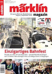 Märklin Magazin - August-September 2019