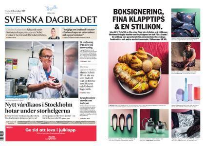 Svenska Dagbladet – 12 december 2017