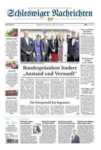 Schleswiger Nachrichten - 24. Mai 2019