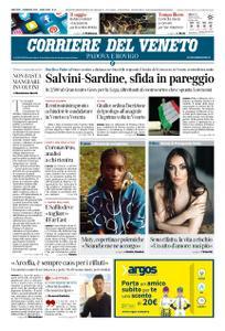 Corriere del Veneto Padova e Rovigo – 11 febbraio 2020
