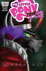 My Little Pony- FIENDship is Magic 001 - Sombra 2015 digital