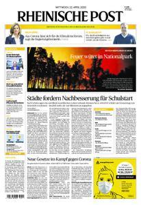 Rheinische Post – 22. April 2020