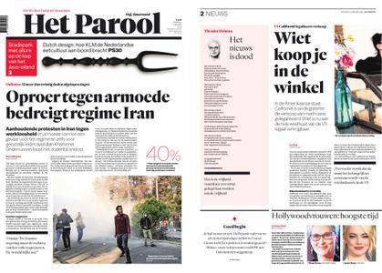 Het Parool – 02 januari 2018