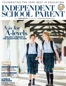 Independent School Parent – October 2019