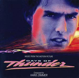 Hans Zimmer - Days Of Thunder: Music From The Motion Picture (1990) Expanded Limited Edition 2013 [Re-Up]