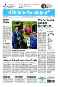 Kölnische Rundschau Wipperfürth/Lindlar – 16. Juli 2019