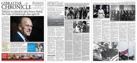 Gibraltar Chronicle – 10 April 2021