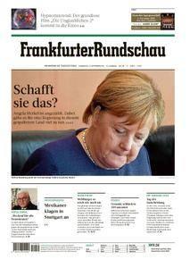 Frankfurter Rundschau Main-Taunus - 27. September 2018