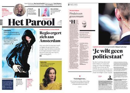 Het Parool – 21 september 2019