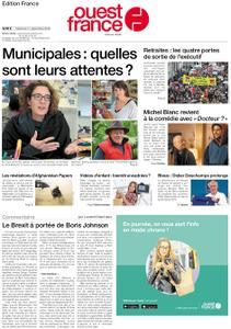 Ouest-France Édition France – 11 décembre 2019
