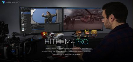 HitFilm 4 Pro 4.0.5422 Build 10801 (x64)