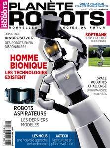 Planète Robots - juillet 01, 2017