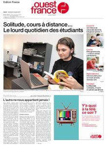 Ouest-France Édition France – 13 janvier 2021