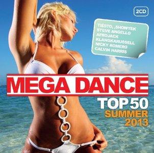 Mega Dance Top 50 Summer 2013 (2CD)