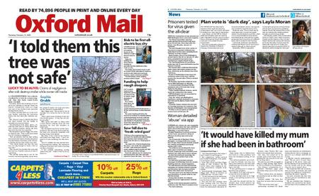 Oxford Mail – February 13, 2020