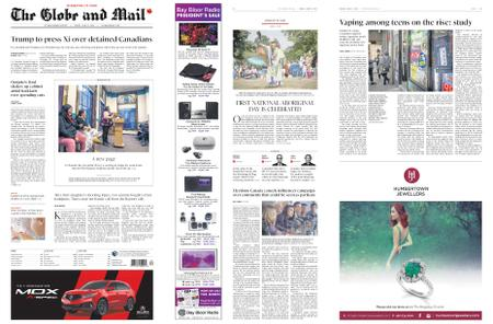 The Globe and Mail – June 21, 2019