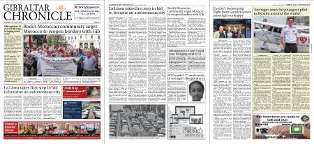 Gibraltar Chronicle – 10 July 2021