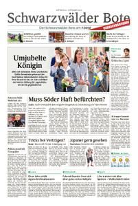 Schwarzwälder Bote Hechingen - 04. September 2019