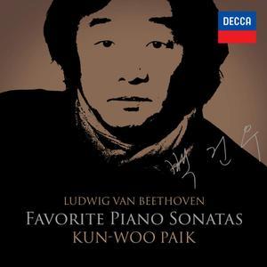 Kun-Woo Paik - Beethoven: Favorite Piano Sonatas (2019)