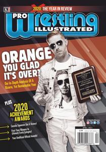 Pro Wrestling Illustrated - April 2021