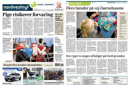 Nordvestnyt Holbæk Odsherred – 25. november 2017