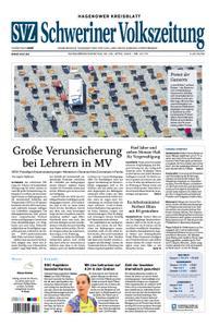 Schweriner Volkszeitung Hagenower Kreisblatt - 25. April 2020