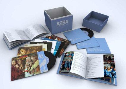 ABBA - The Complete Studio Recordings (2005) [9CD + 2DVD] Box Set