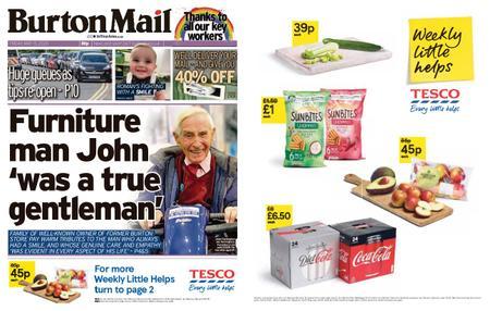 Burton Mail – May 15, 2020