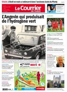 Le Courrier de l'Ouest Cholet – 18 octobre 2021