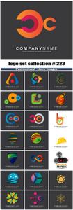Logo Set Collection 223