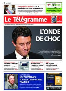 Le Télégramme Auray – 15 février 2020