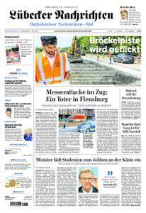 Lübecker Nachrichten Ostholstein Süd - 31. Mai 2018