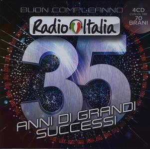Buon Compleanno Radio Italia - 35 Anni di Grandi Successi (2017)