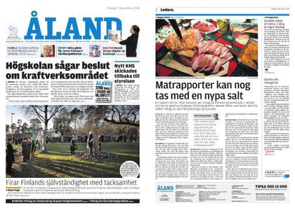 Ålandstidningen – 07 december 2018