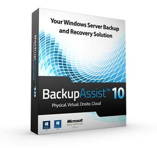 BackupAssist Desktop 10.4.7 + Portable