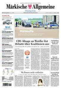 Märkische Allgemeine Fläming Echo - 08. Mai 2019