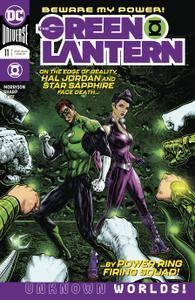 The Green Lantern 011 2019