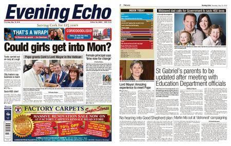 Evening Echo – May 10, 2018