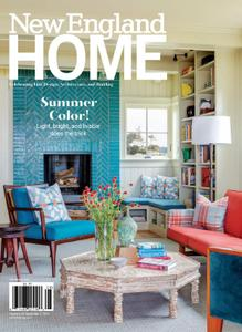 New England Home - July-August 2019