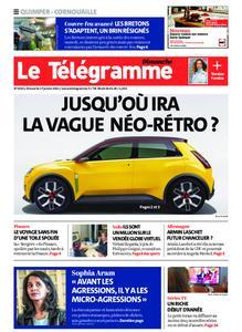 Le Télégramme Ouest Cornouaille – 17 janvier 2021